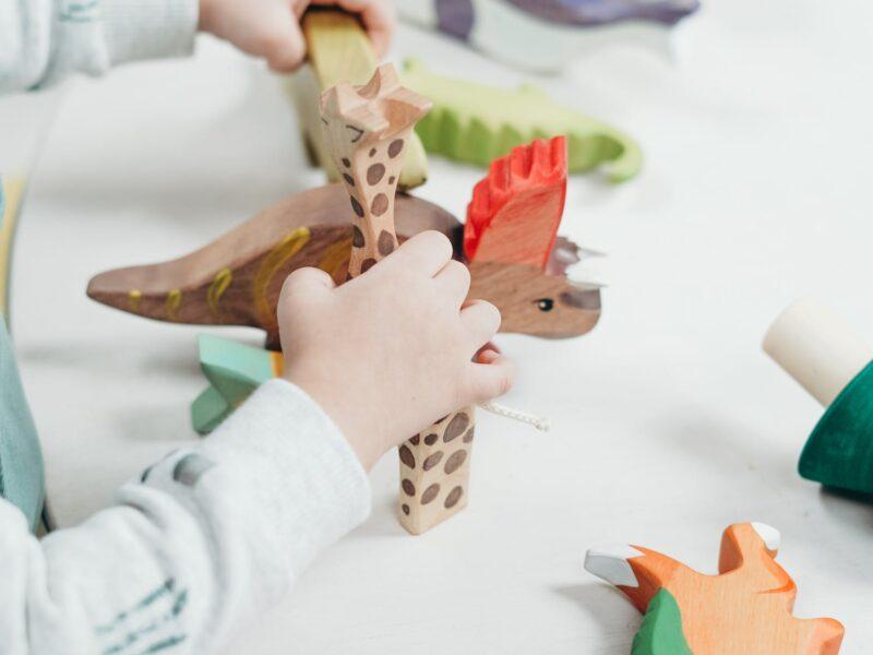 Co przemawia za wyborem zabawek interaktywnych?